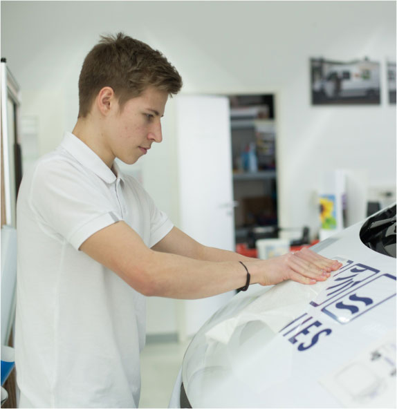 Car Wrapping Langenhagen Hannover Bielefeld
