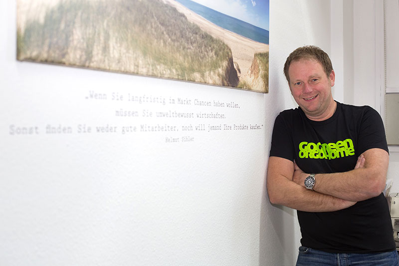Green Marketing vom Umweltdruckhaus Hannover