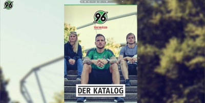 Hannover 96 Fankatalog Saison 2016/2017