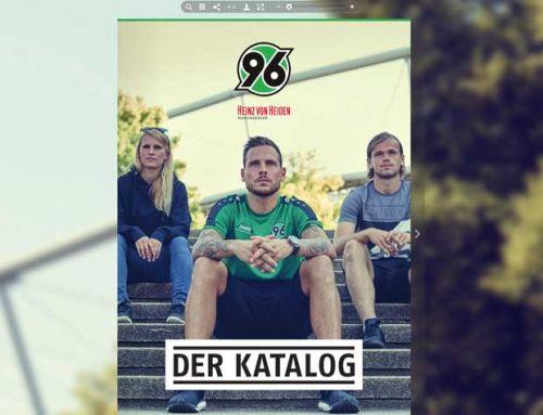 Hannover 96 Fankataloge Saison 2016/2017
