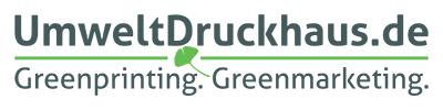 Umweltdruckhaus Hannover: Offsetdruck, Digitaldruck, Textildruck, Werbetechnik & Carwrapping Logo