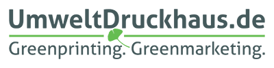 UmweltDruckhaus Hannover – Greenprinting. Greenmarketing. Logo