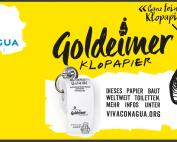 Goldeimer Klopapier inspired by Viva con Agua Sankt Pauli