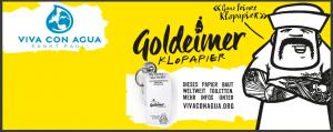 Goldeimer Klopapier