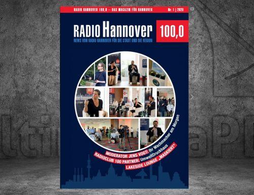 Frisch gedruckt – Radio Hannover